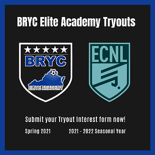 BRYC TRYOUTS